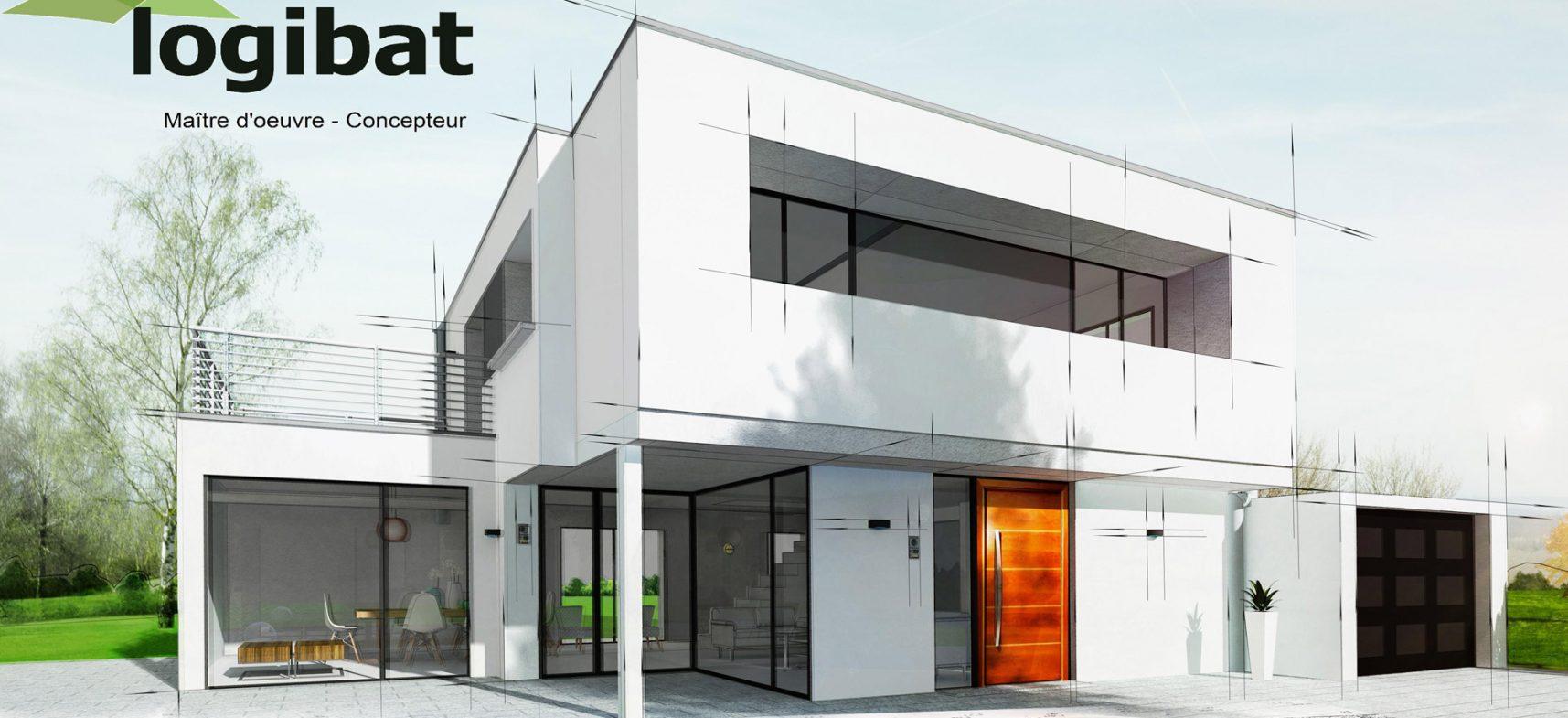 Maisons Logibat : Photo Projet Home