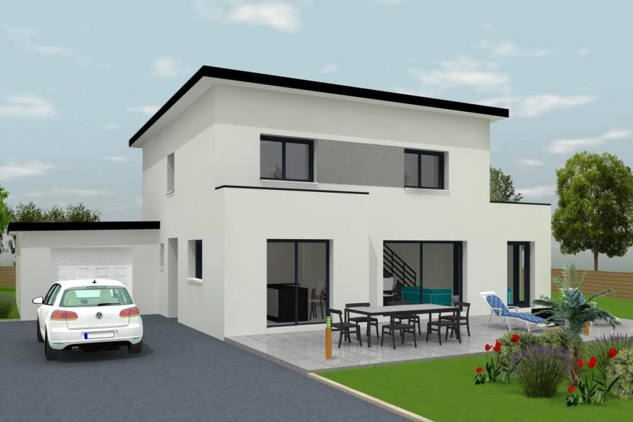 Maisons Logibat : Freebourg