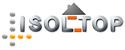 Maisons Logibat : Logo Isoltop